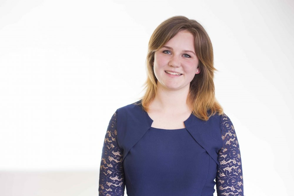Profilbild von Lebenshelferin Elisa Helfer