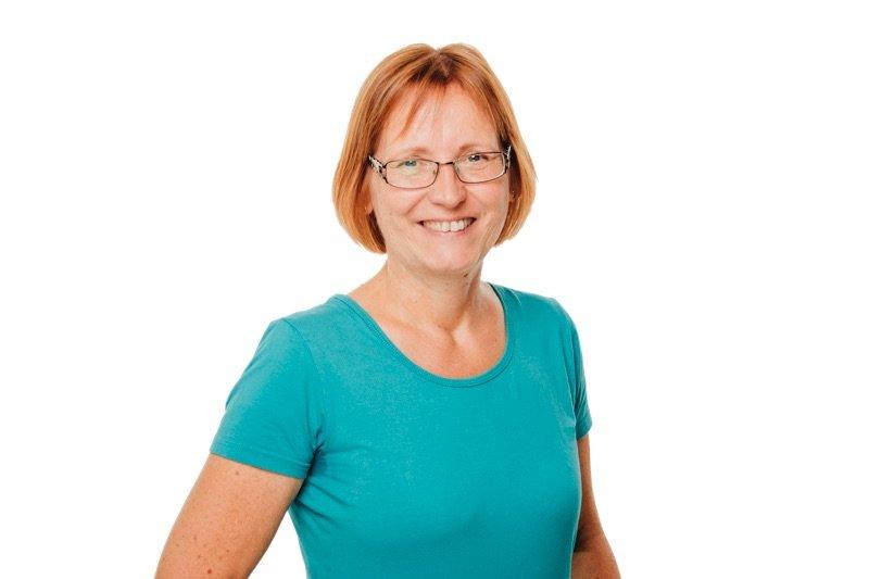 Profilbild von Lebenshelferin Ingrid Christian