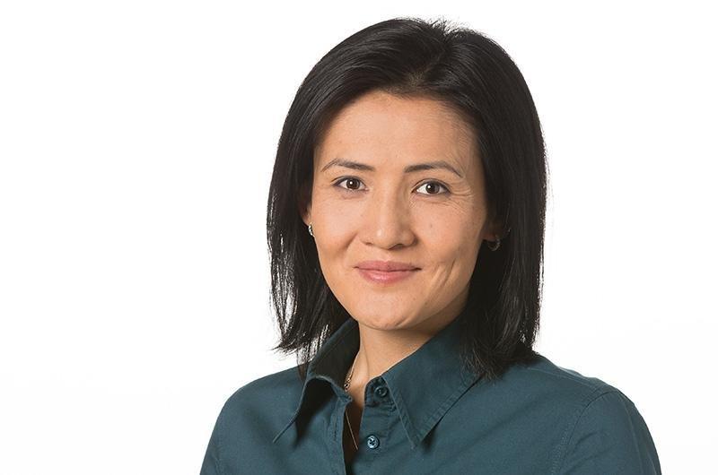 Profilbild von Lebenshelferin Djamilja Ajigulova