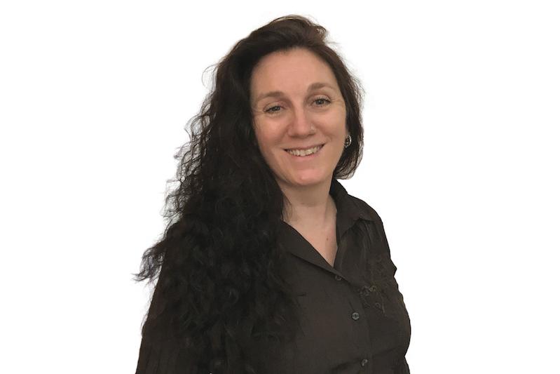 Profilbild von Lebenshelferin Annette Burchert